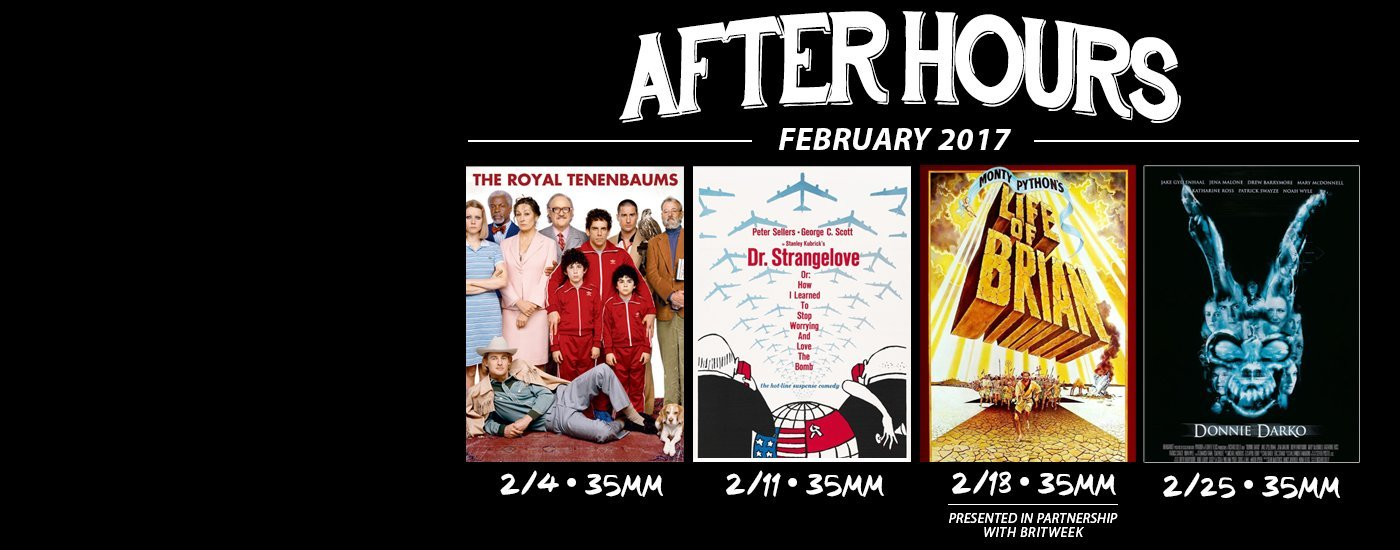 after hours february